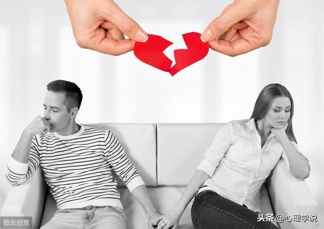 离婚是解决不幸福婚姻的良药吗?一项新的研究验证了这个结论